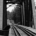Railroad Bridge by Sonja Anderson