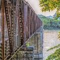 Railroad Bridge14 by Craig Applegarth