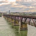 Railroad Bridge3 by Craig Applegarth