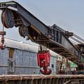 Railroad Crane by Nick Gray