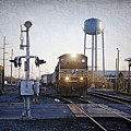 Railroad Crossing by Brian Wallace