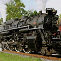 Cuyahoga Valley Express by The Art of Alice Terrill