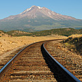 Railroad To The Mountain by Loree Johnson