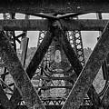 Railroad Trestle Panoramic 2 by Tom Gari Gallery-Three-Photography