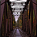 Railroad Trestle by Sherman Perry