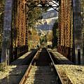 Railroad Trestle by Tim Hauf