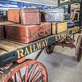 Railway Express Agency by Jim Raines