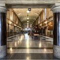 Railway Hall by Wayne Sherriff