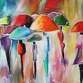 Rain City by Steve Olsen