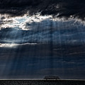 Rain Is Coming To Brighton by Chris Lord