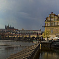 Rain Over Prague by Heather Applegate