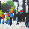 Rain People by Molly Wright