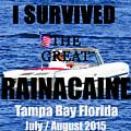 Rainacaine Tampa Bay 2015 by David Lee Thompson