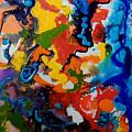 Seahorse Emerging by Gail Goren