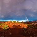 Rainbow Arch by Prajit Ravindran