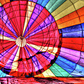 Rainbow Balloon by Tommy Anderson