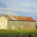 Rainbow Barn by Bonfire Photography