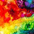 Rainbow Bubbles by Cat Moleski