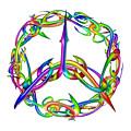 Rainbow Circle by Aston Pershing