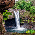 Rainbow Falls by Christopher Holmes