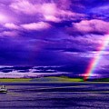 Rainbow Ferry by Tim Allen