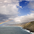 Rainbow From The Sea by Rafa Rivas