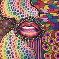 Rainbow Garden by Ellen Jagger