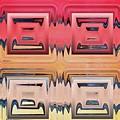 Rainbow Glass by Donna Bentley