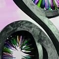 Rainbow Glass Magic by Tammy Pool