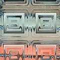 Rainbow Glass2 by Donna Bentley