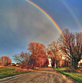 Rainbow Hdr by Mark Andrews