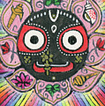 Rainbow Jagannath by Jennifer Mazzucco