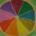 Rainbow Lemon by Alona Tokareva