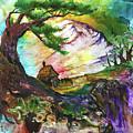 Rainbow Mountain by Sherry Shipley