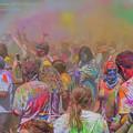 Rainbow Of Colors by Billy Joe