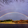 Rainbow On The Double by Michael Kinsella