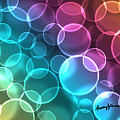 Rainbow Orbs by Anthony Caruso