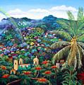 Rainbow Over Matagalpa by Sarah Hornsby