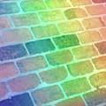 Rainbow Reflection  by Cory Keene