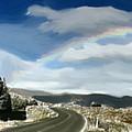 Rainbow Road - Id 16217-152042-9570 by S Lurk