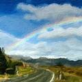 Rainbow Road - Id 16217-152055-0118 by S Lurk