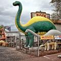 Rainbow Rock Shop Dino by Diana Powell