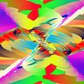 Rainbow Tornado by Michael Skinner