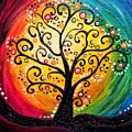 Rainbow Tree by Jolie Shave