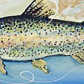 Rainbow Trout by Johnnie Stanfield