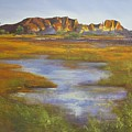 Rainbow Valley Northern Territory Australia by Chris Hobel