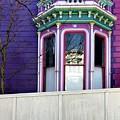 Rainbow Window by Julie Gebhardt