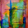 Rainbow Wreck by Teddy Campagna