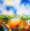 Rainbowland  by Nandor Molnar