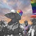 Rainbowparade by Bill Posner